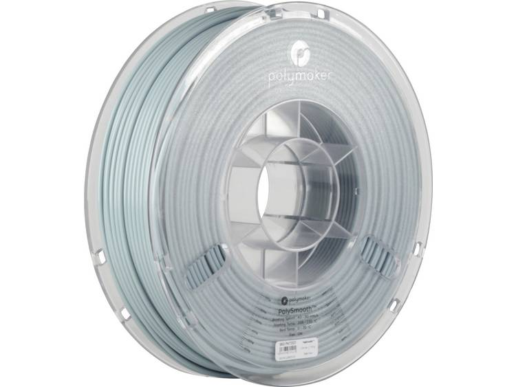 Filament Polymaker 1612139 2.85 mm Grijs 750 g