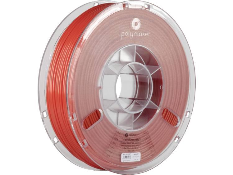 Filament Polymaker 1612144 2.85 mm Rood 750 g