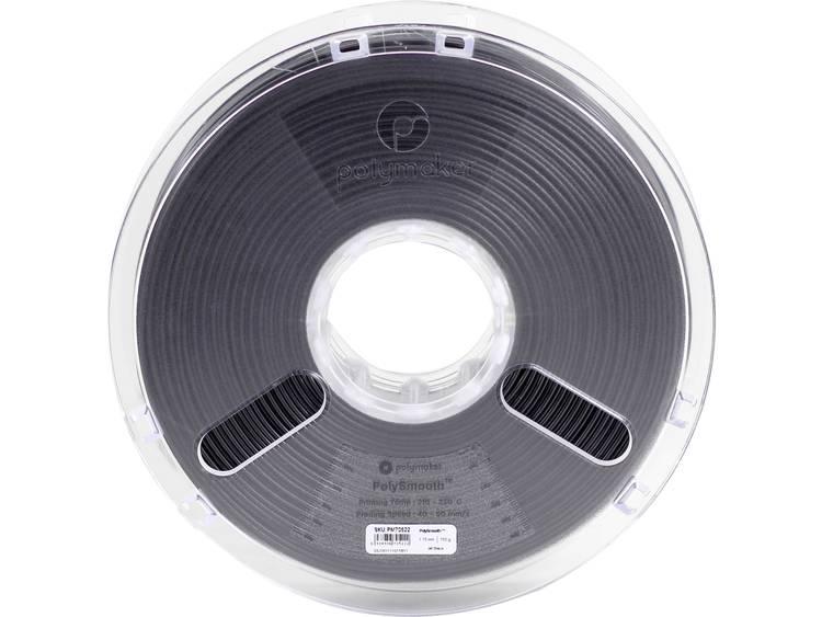 Filament Polymaker 1612145 1.75 mm Zwart 750 g