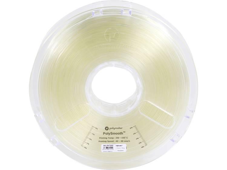 Filament Polymaker 1612147 1.75 mm Doorschijnend 750 g