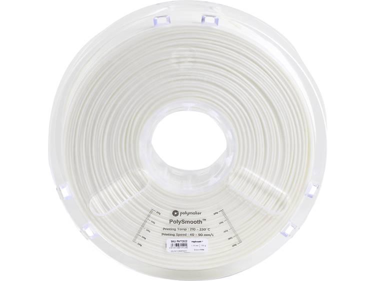 Filament Polymaker 1612149 1.75 mm Wit 750 g