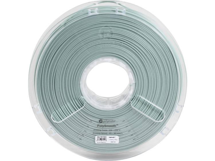 Filament Polymaker 1612150 1.75 mm Grijs 750 g
