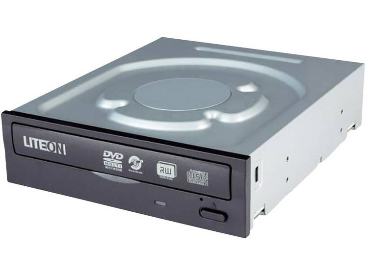 Lite-On Interne DVD-brander Retail SATA Zwart