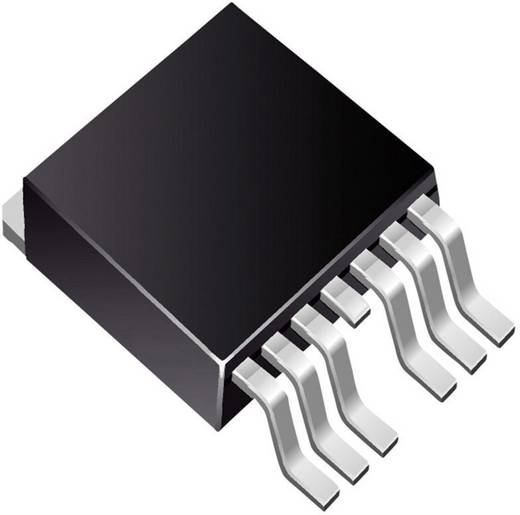 Unipolaire transistor (MOSFET) Infineon Technologies IRFS3004-7PPBF N-kanaal Soort behuizing D2PAK-7pin I(D) 400 A U(DS) 40 V