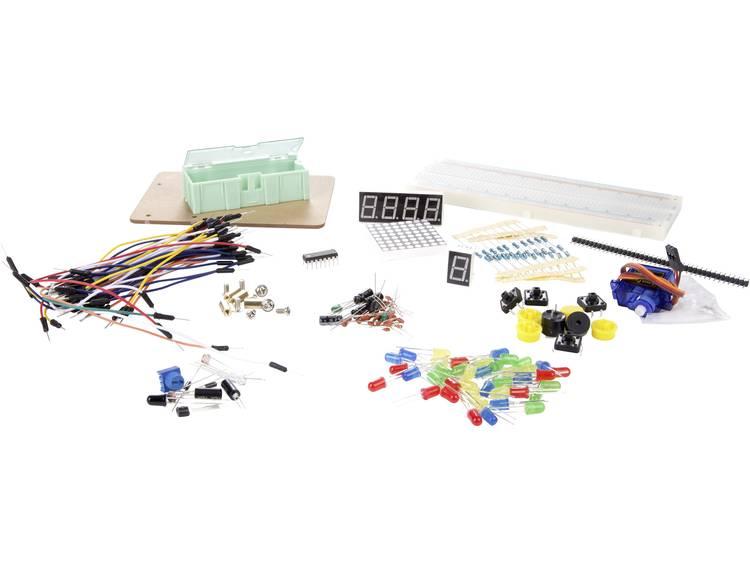Makerfactory VMA503 Starterkit Geschikt voor (Arduino boards): Arduino, Arduino UNO, Fayaduino, Free