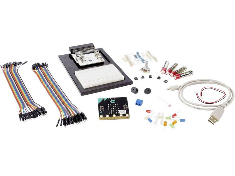 Makerfactory VMM002 Starterkit Geschikt voor (Arduino boards): MicroBit