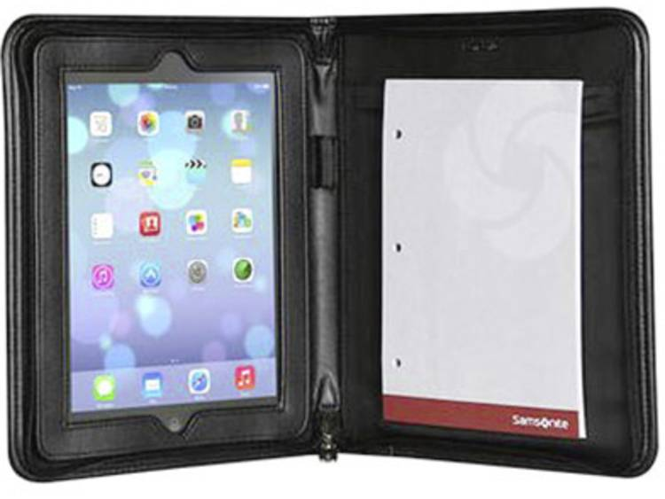 Samsonite Bookcase iPad Cover / hoes Zwart