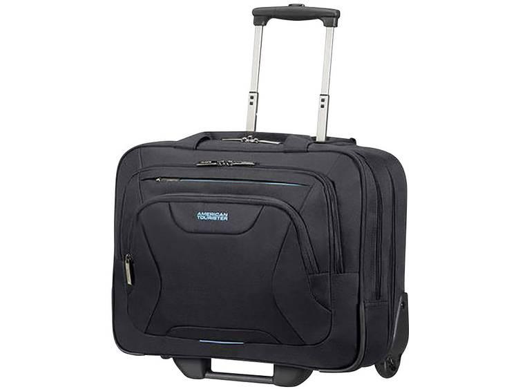 American Tourister Laptop reistas met wielen AT WORK Geschikt voor maximaal (inch): 39,6 cm (15,6) Zwart