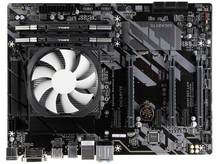 PC Tuning-Kit (media) Intel Core i3 i3-8100 (4 x 3.6 GHz) 8 GB Intel UHD Graphics 630 ATX