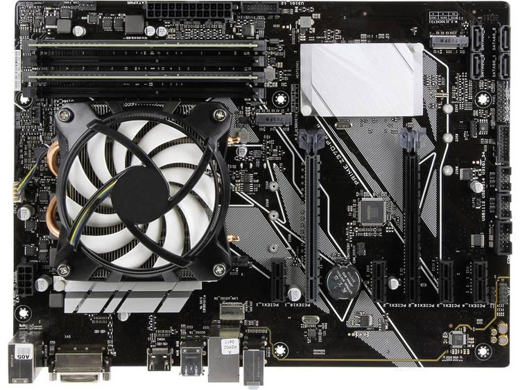 PC Tuning-Kit (gaming) Intel Core i5 (6 x 3.6 GHz) 8 GB Intel UHD Graphics 630 ATX