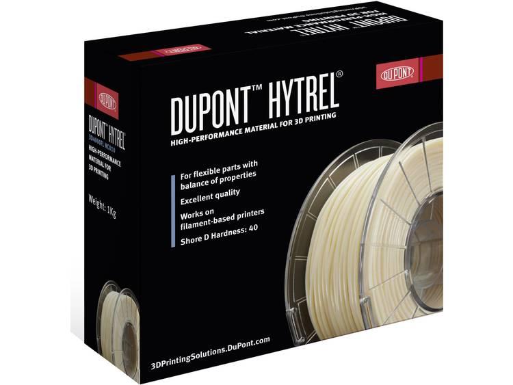Filament DuPont Hytrel® 40D Shore TPE kunststof 2.85 mm Naturel 1 kg