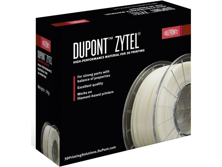 Filament DuPont Zytel® Nylon PA (Polyamide) 2.85 mm Naturel 1 kg