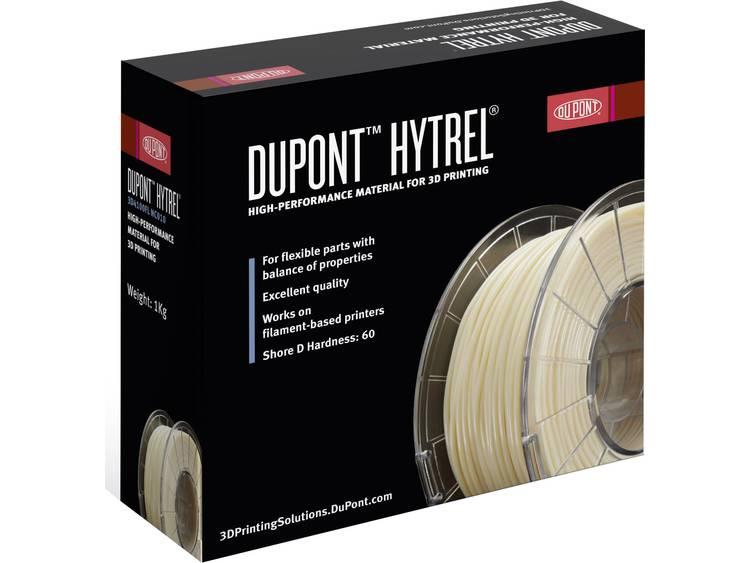 Filament DuPont Hytrel® 60D Shore TPE kunststof 1.75 mm Naturel 1 kg