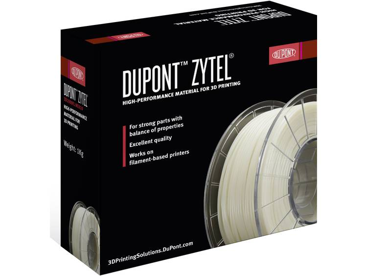 Filament DuPont Zytel® Nylon PA (Polyamide) 1.75 mm Naturel 1 kg