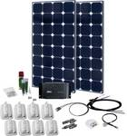 Solar Kit met draadloze sensormodule Peak Three 6.0