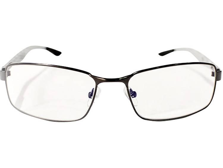 Steichen Carbon White Kantoorbril Grijs