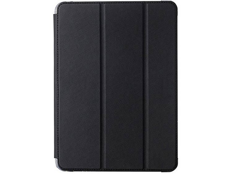 Tucano iPad Cover / hoes Bookcase Geschikt voor Apple: iPad Air, iPad Air 2, iPad 9.7 (maart 2017), iPad 9.7 (maart 2018), iPad Pro 9.7 Zwart