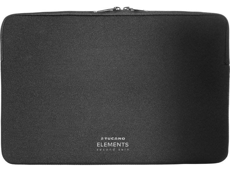 Tucano ELEMENTS Sleeve Laptophoes Zwart