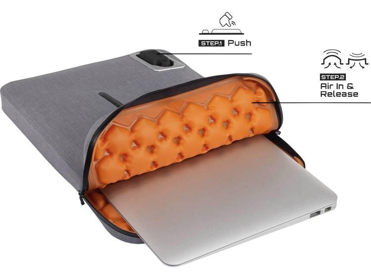 Renkforce AirSleeve tablet- en Laptoptas RF-NAS-100 Geschikt voor max.: 33,8 cm (13,3) Grijs