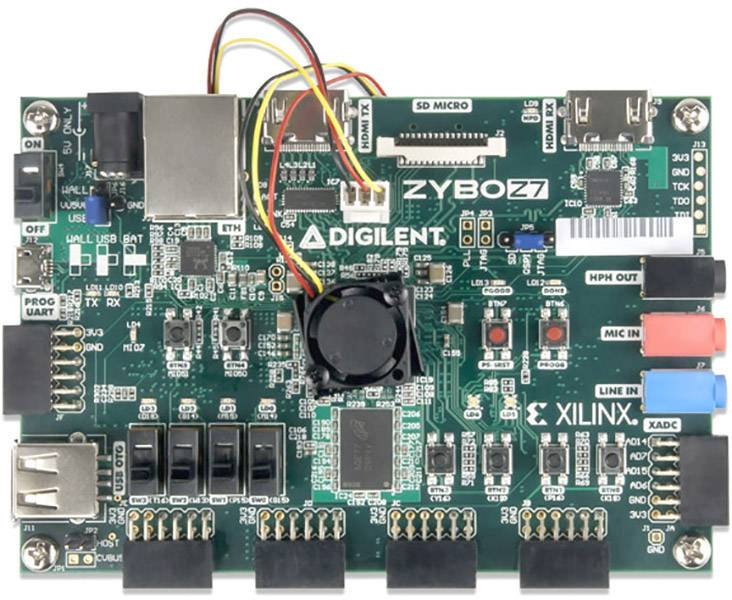 Digilent 471-015 Evaluation Board