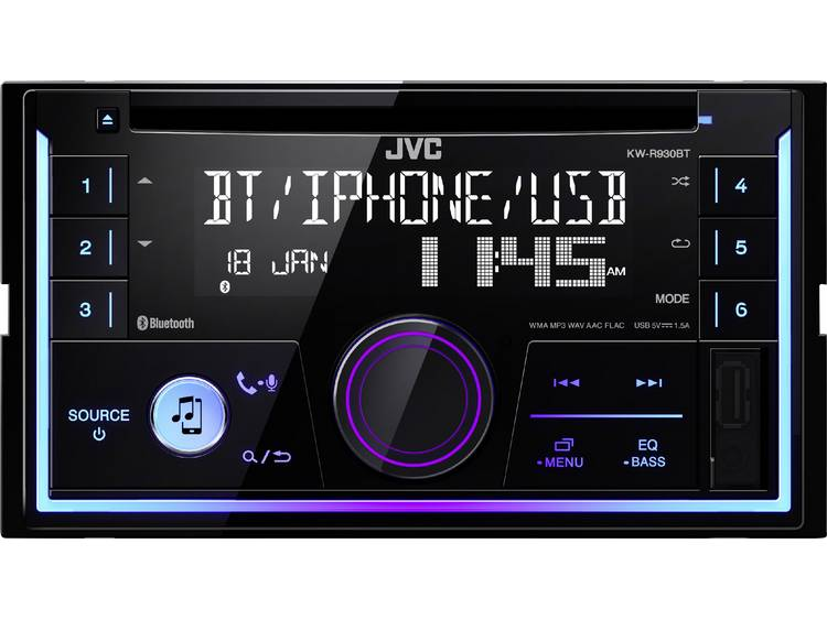 JVC KW-R930BT
