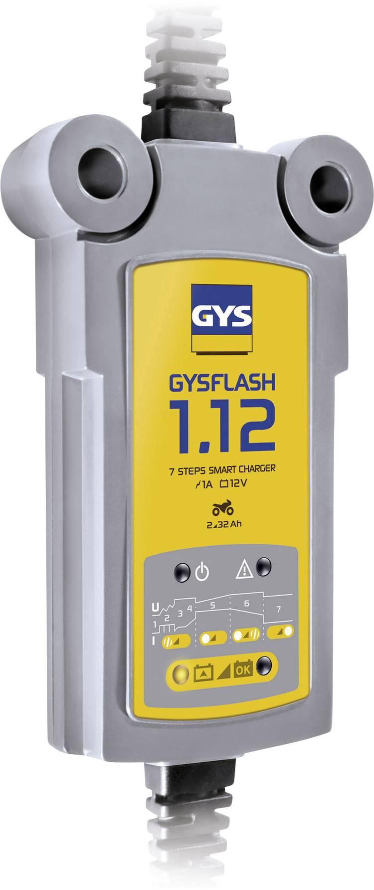 Druppellader GYS GYSFLASH 1.12 12 V 1 A
