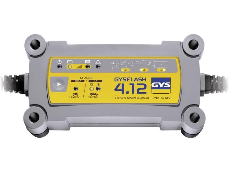 Druppellader GYS GYSFLASH 4.12 12 V 4 A