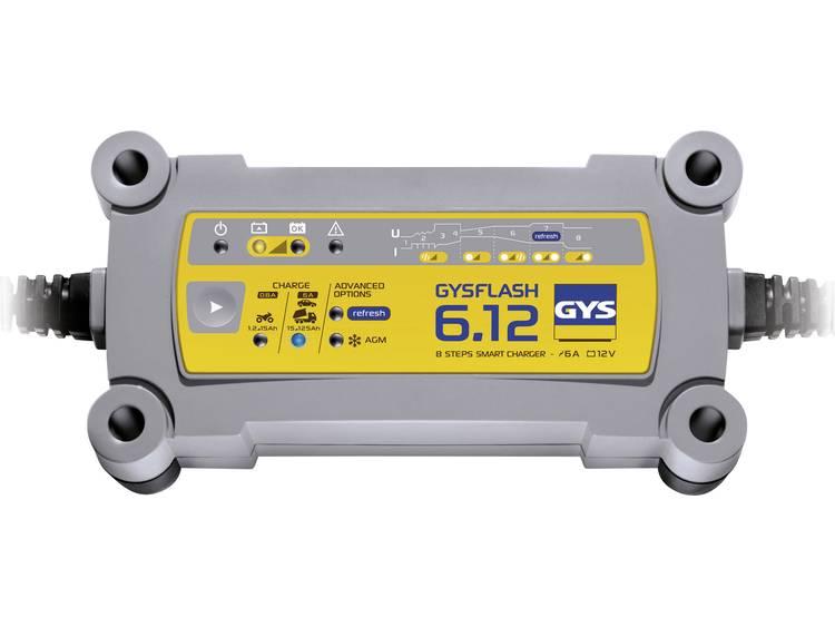 Druppellader GYS GYSFLASH 6.12 12 V 6 A