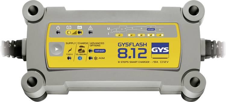 Druppellader GYS GYSFLASH 8.12 12 V 8 A