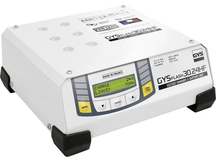 Druppellader GYS GYSFLASH 30.24 HF 6 V, 12 V, 24 V 30 A 30 A 30 A