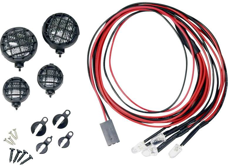 Absima LED-verlichting Wit 4.8 - 6 V | Conrad.be