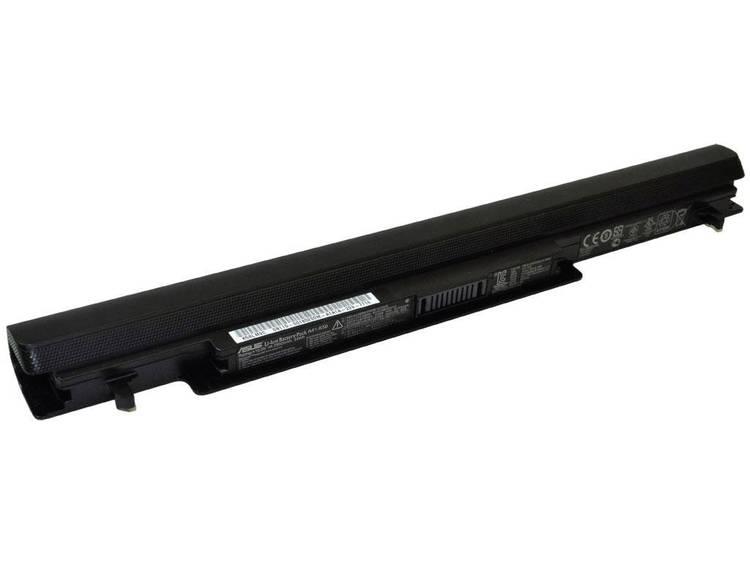Laptopaccu Asus Vervangt originele accu A41-K56, 0B110-00180000, 0B110-00180200M, A42-K56, 0B110-00180100, 0B110-00210000 15 V 2950 mAh