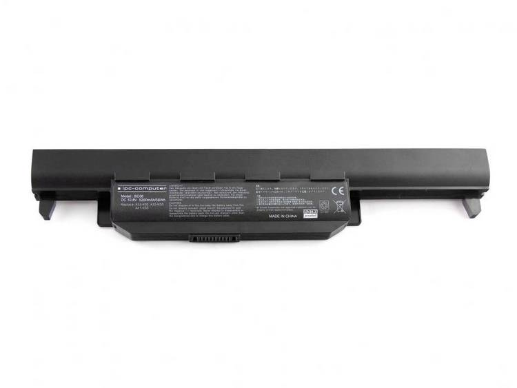 Laptopaccu ipc-computer Vervangt originele accu 0B110-00050900, 0B110-00051000, 0B110-00051100, 0B11