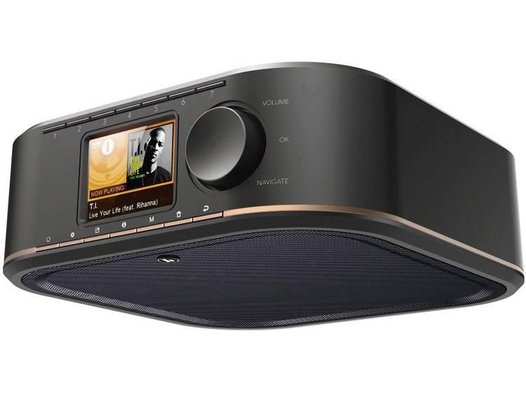 Hama IR350 Internet AUX, WiFi, Internetradio Geschikt voor DLNA, Spotify, Multir