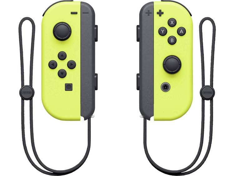 Nintendo Joy-Con 2er-Set Gamepad Nintendo Switch Neon-geel