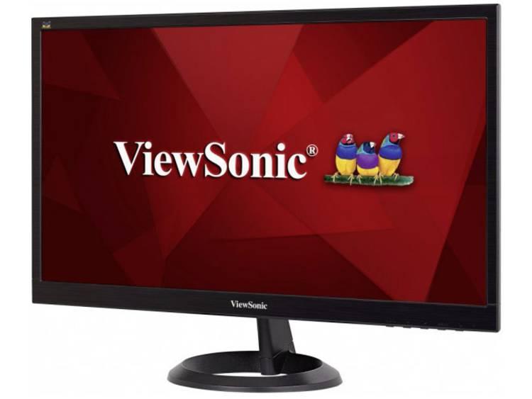 LCD-monitor 54.6 cm (21.5 inch) Viewsonic VA2261H-8 Energielabel B 1920 x 1080 pix Full HD 5 ms HDMI, VGA, Audio, stereo (3.5 mm jackplug) TN LCD
