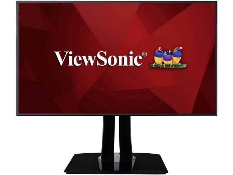 LCD-monitor 80 cm (31.5 inch) Viewsonic VP3268-4K Energielabel B 3840 x 2160 pix WQHD 5 ms HDMI, DisplayPort, Mini DisplayPort, USB, Audio, stereo (3.5 mm