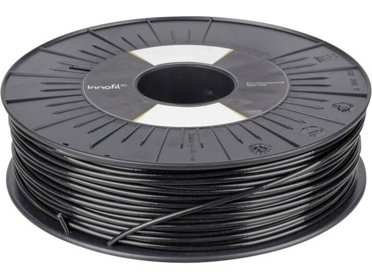 Filament Innofil 3D Fusion+ ABS kunststof 1.75 mm Zwart 750 g