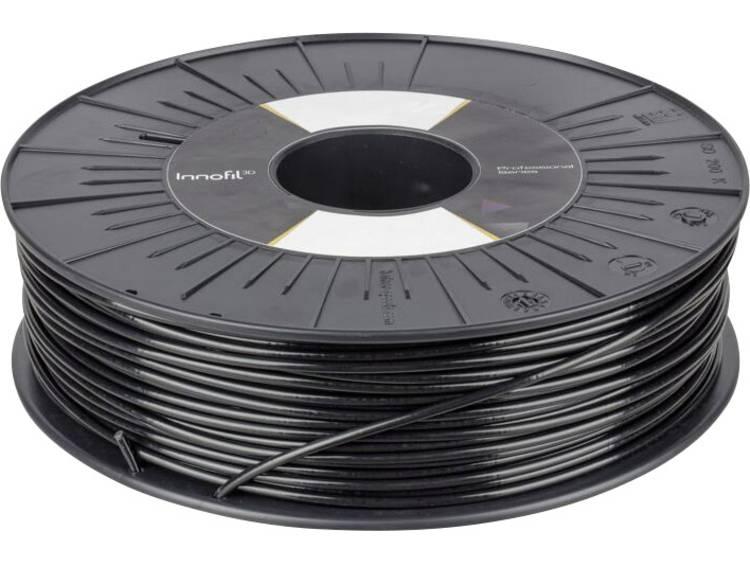 Filament Innofil 3D Fusion+ ABS kunststof 2.85 mm Zwart 750 g