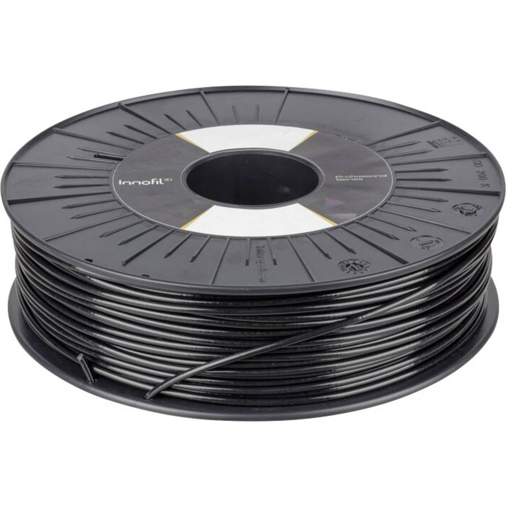 BASF Ultrafuse ABSF-0208b075 Fusion+ 3D-skrivare Filament ABS-plast 2.85 mm 750 g Svart 1 st