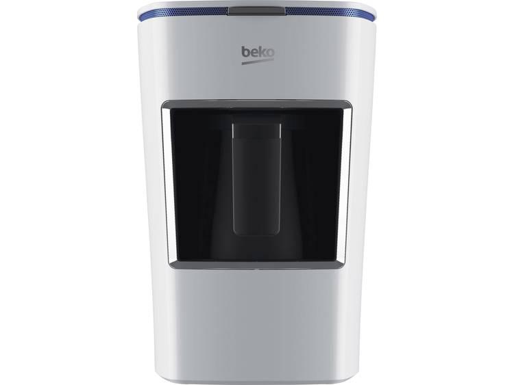 Grundig BKK 2300 Mokka-koffieautomaat Wit Capaciteit koppen: 3