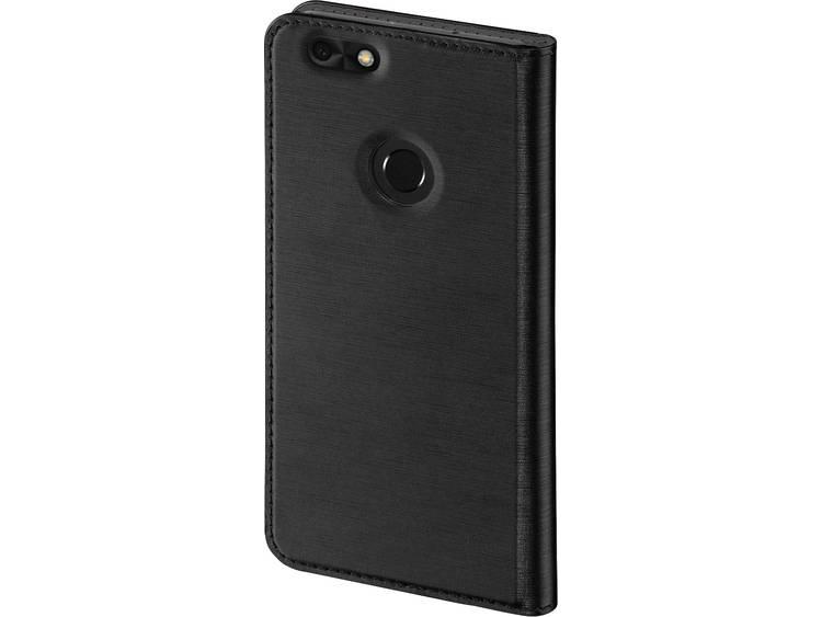 Hama Slim Booklet Geschikt voor model (GSMs): Huawei Y6 PRO, Huawei P9 Lite Mini Zwart