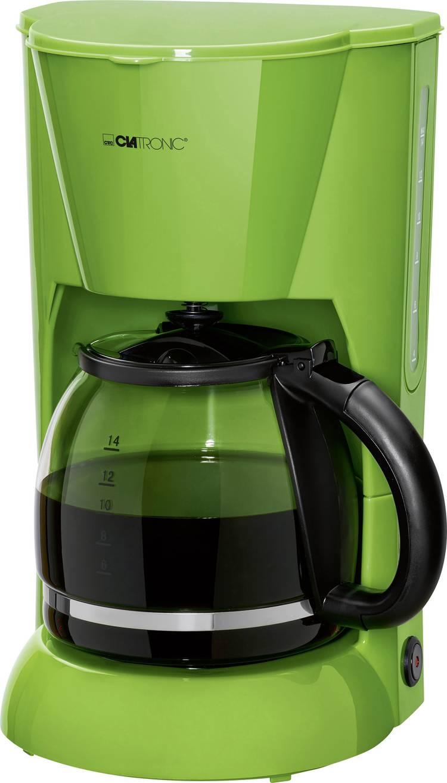 Image of Koffiezetapparaat Clatronic KA 3473 Groen Capaciteit koppen=14