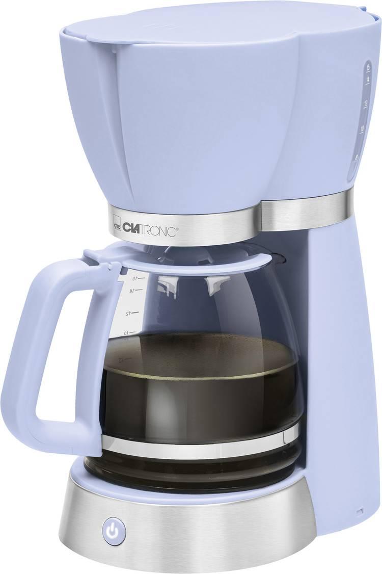 Image of Koffiezetapparaat Clatronic KA 3689 Blauw Capaciteit koppen=15