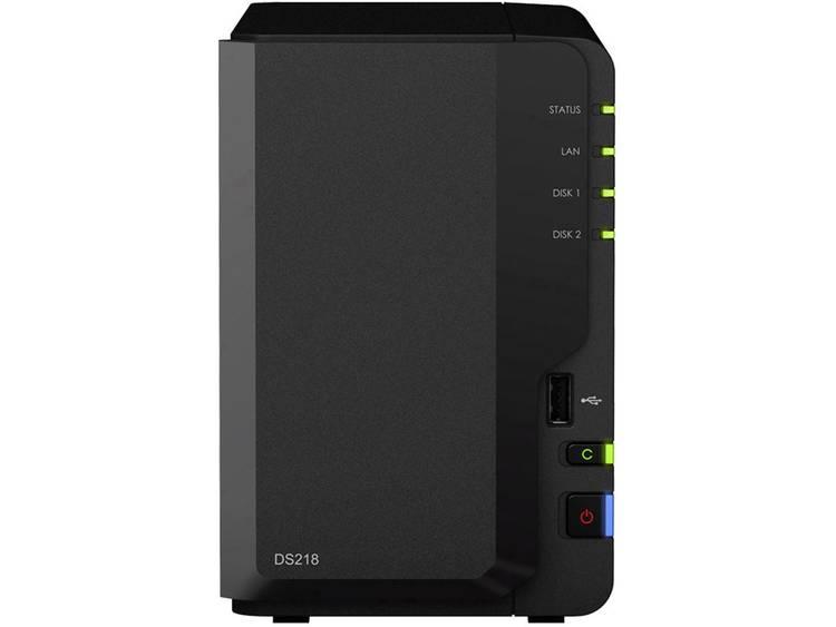 Synology Diskstation DS218 NAS-serverbehzuizing