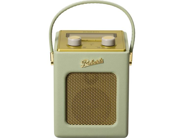 Roberts Revival Mini DAB+ Tafelradio AUX Groen