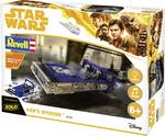 Star Wars Han's Speeder bouwpakket