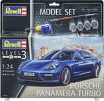 Modelbouwpakket Porsche Panamera Turbo