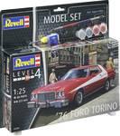 Modelbouwpakket '76 Ford Torino