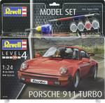 Modelbouwpakket Porsche 911 Turbo